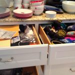 Organizing The Kitchen Junk Drawer