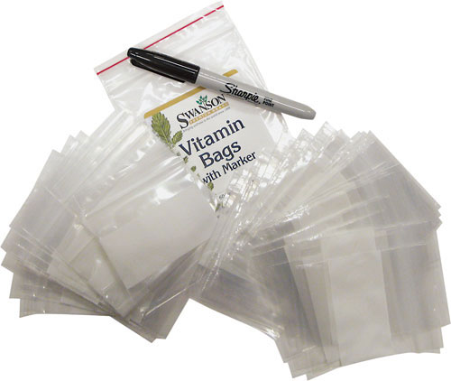 Swansonvitamin bag