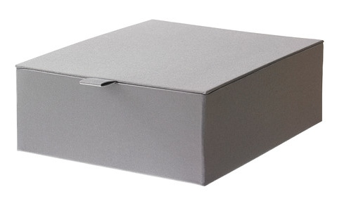 ikea grey box