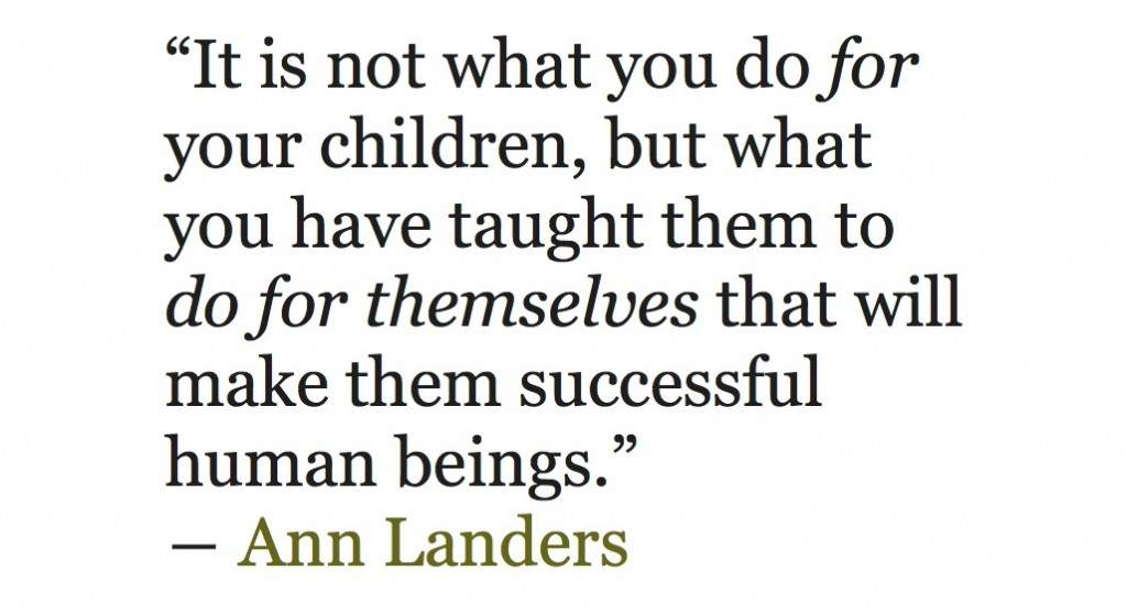 quote ann landers