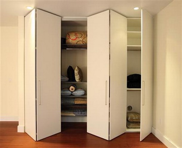 Custom Bifold Closet Doors : Take the boring out of bifold