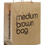 How One Shopping Bag Can Clear Clutter