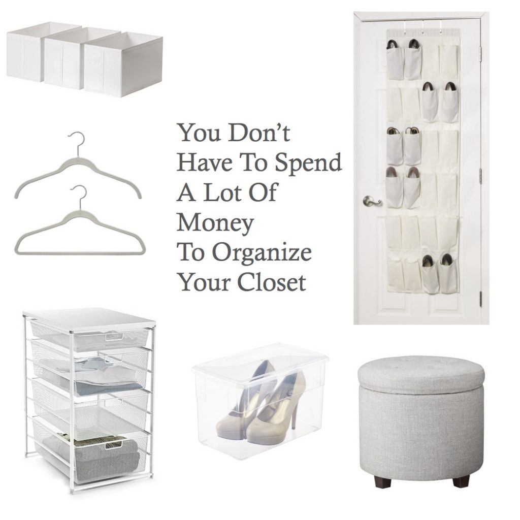 neutral closet