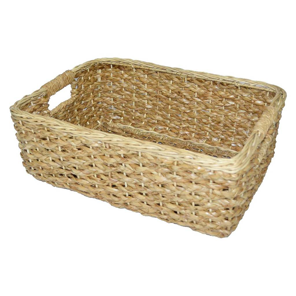 Basket Storage. E2e Vintage Retro Wicker Magazine Newspaper Holder ...