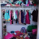 Kids Closet Before & After