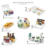 Favorites to Organize the Kitchen and Bath