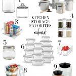 Kitchen Storage Favorites at Walmart