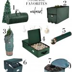 Holiday Storage Favorites From Walmart