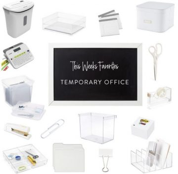 Tips To Set Up A Temporary Office