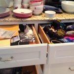 Organizing The Kitchen Junk Drawer