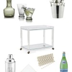 The Revival Of The Bar Cart