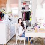 Dual Purpose//Office In A Closet