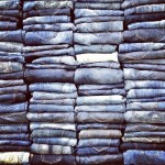 How Do You Organize Your Jeans?