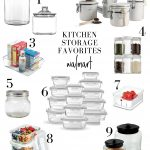 Kitchen Storage Favorites at Walmart